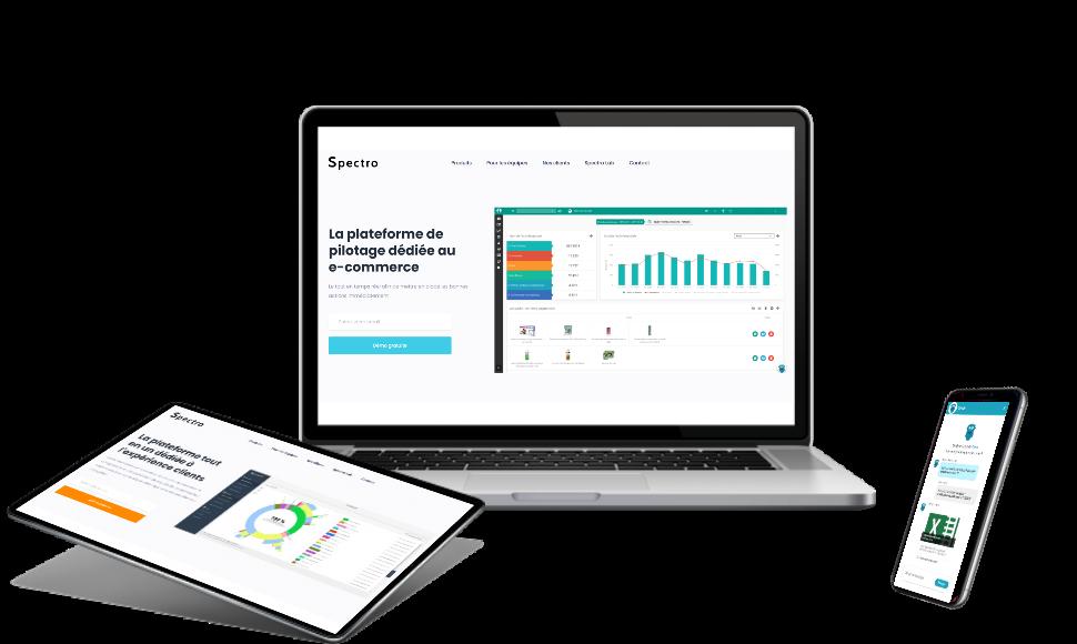 Nous proposons des outils de </br>{Recommandation, Tracking, Live-Marketing, A/B Testing, Heatmaps, Sessions recording} et bien plus encore.